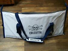 """Calcutta Insulated Fish Bag Cooler 40"""" x 16"""" Straps Ruler And Zipper"""