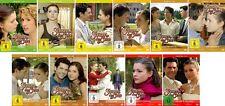 33 DVDs * STURM DER LIEBE - BOX 21 - 31 - FOLGE 201-313 IM SET # NEU OVP %