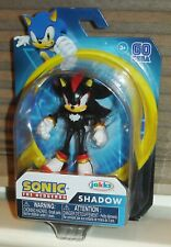 "Sonic The Hedgehog Shadow  bendable action figure 2.5"" Brand New"