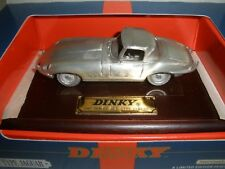 E type Jaguar Dinky Premiere Collection pewter NIB