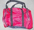 Parker Pen Co Vintage Sports Gym Bage--red