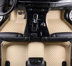 BMW F30 320i 328i Custom Fit All Weather Floor Mat Set 2013 - 2017