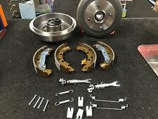 Para Ford Fiesta 1.4 Zetec Tdci Freno Trasero de tambores de rodamientos de ajuste Kit de montaje