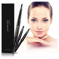 Waterproof Eye Brow Eyeliner Eyebrow Pen Pencil With Brush Makeup Long-lasting