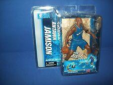 MCFARLANE NBA Series 9 FIGURE NIB - Antawn Jamison Blue Wizards Jersey