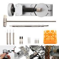 15x Uhrenarmband Link Pin Remover Strap Adjuster Reparatur Uhrmacher Werkzeug