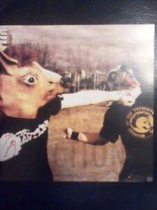 Revenge Of The Psychotronic Man Vs The Fractions - CD Album