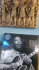 B.B. King - THE KING'S BLUES BOX  3 LP Set The Thrill is Gone