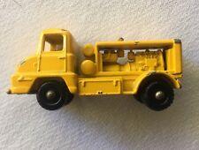 Vintage Matchbox Lesney #28 Thames Trader Compressor Truck