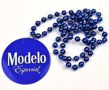 Modelo Especial Birra USA Collana Festa Collana perle Catena Partykette blu