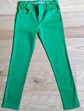 "GAP Kids Girls Green ""Super Skinny"" Leg Jeans, Size 8-9 Years, RRP £24.95 NWOT"