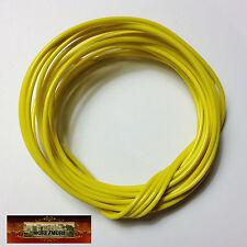M00920 MOREZMORE Twisteez YELLOW Fun Craft Wire Plastic Coated 24 GA