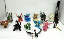How to Train Your Dragon Toothless Hiccup Snotlout 13 Toy Figure Set Cake Topper