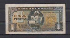 EDIFIL 442a. 1 PTA 4 DE SEPTIEMBRE DE 1940. SERIE F. CONSERVACIÓN S/C-