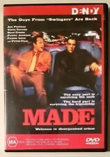 Made (Jon Favreau & Vince Vaughn) DVD **LIKE NEW** (Region 4)