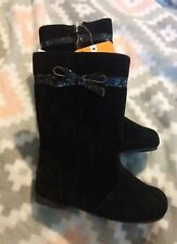Gymboree Fall Homecoming Girls Size 03 Brown Boots NEW