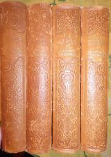 BIBLE  4 VOLUMES Edy Legrand-Amiot Francois-Tamissier Robert 1950