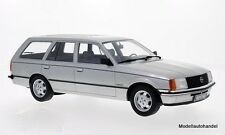 Opel Rekord E Caravan, silber 1981  1:18 BOS