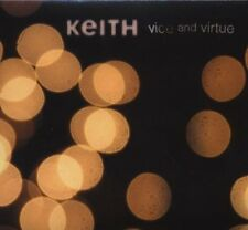 Keith - Vice And Virtue (CD 2008) NEW & SEALED Digipak