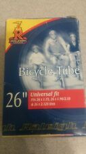 BICYCLE TUBE RALEIGH UNIVERSAL FIT fits  26 x 1.75,26 x 1.90/2.10 & 26 x 2.125