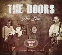 LIVE BOX (3CD)  by DOORS, THE  Compact Disc - 3 CD Box Set  1147552