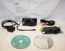 Nikon Coolpix S9500 18.1MP Wide 22x Zoom Wi-Fi, Full HD Movie GPS Digital Camera