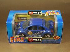 [PL3-3] BBURAGO BURAGO 1/43 STREET FIRE #41870 VOLKSWAGEN NEW BEETLE CUP n.1 NIB