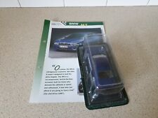 DELPRADO MODELS - BMW M5 - BLUE - 1/43 scale model car  - ISSUE