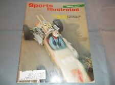 Vintage SPORTS ILLUS 1965 MagazineThe500 Champions tell why Indy is so Brutal