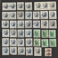 US 1961-66 Regular Issue Used Stamp Lot of 40