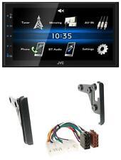 JVC USB 2DIN Bluetooth MP3 AUX Autoradio für Toyota Tundra Celica FJ