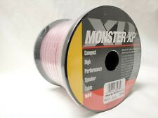 Monster Cable XPMS-50 Compact High Performance Speaker Cable 50 Ft 120756-00