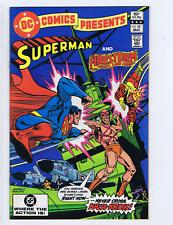 DC Comics Presents #45 DC Pub 1982 the Chaos Network *