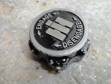 IH Scout 2 4WD hub cover / cap - Dana ? 44 ? International engage disengage
