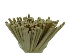 Classikool (x50) 11 Inch Wooden Candy Floss Sticks: Quality, Smooth & Food Grade