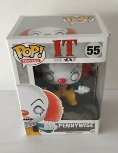 Funko Pop Movies Horror Pennywise - IT 55 Mint 8/10 [Entra e Leggi]