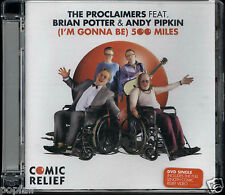 THE PROCLAIMERS FEATURING BRIAN POTTER & ANDY PIPKIN - (I'M GONNA BE) 500 MILES