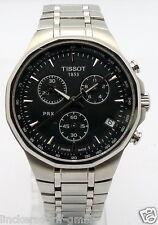 Tissot PRX chronograph acero señores Quartz reloj de pulsera-Ref. t077417a