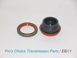 Front Pump Body & Extension Housing Oil Seal Kit---Fits Ford FMX Transmissions