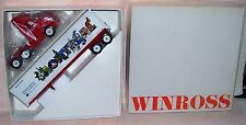 1992 Burlington Northern Montreal Winross Diecast Delivery Trailer Truck