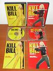 Kill Bill Volume 1 + Volume 2 [DVD] Quentin Tarantino, Uma Thruman, Lucy Liu