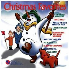 VARIOUS ARTISTS - CHRISTMAS FAVORITES [RHINO] (NEW CD)