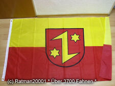Bandiere BANDIERA Dettingen A.D. ERMS stampa digitale - 90 x 150 cm