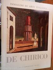 GIORGIO DE CHIRICO A cura di Marco Valsecchi L Italica Assicurazioni Immagini