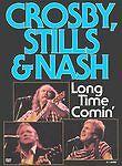 Crosby, Stills  Nash - Long Time Comin (DVD, 2004) new 274