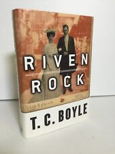 ~SIGNED~ Riven Rock by T. C. Boyle Hardcover Book