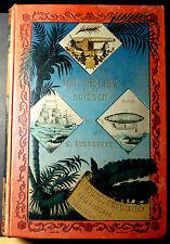 Livre Les Miettes de la Sciences. Ouvrage Illustre. Gaston Bonnefont. Vers 1900