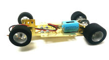 H&R Racing HRCH01 Adjustable Chassis w/ 40,000 RPM Motor 1:24 Slot Car