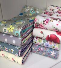 10 cotton jelly roll strips, mixed fabrics starter set 100% COTTON *NEW*