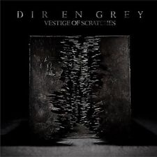 New DIR EN GREY VESTIGE OF SCRATCHES 3 CD Japan SFCD-219 4529123002198